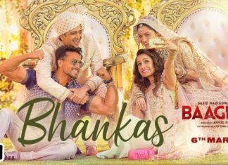 Bhankas Lyrics भंकस – Baaghi 3
