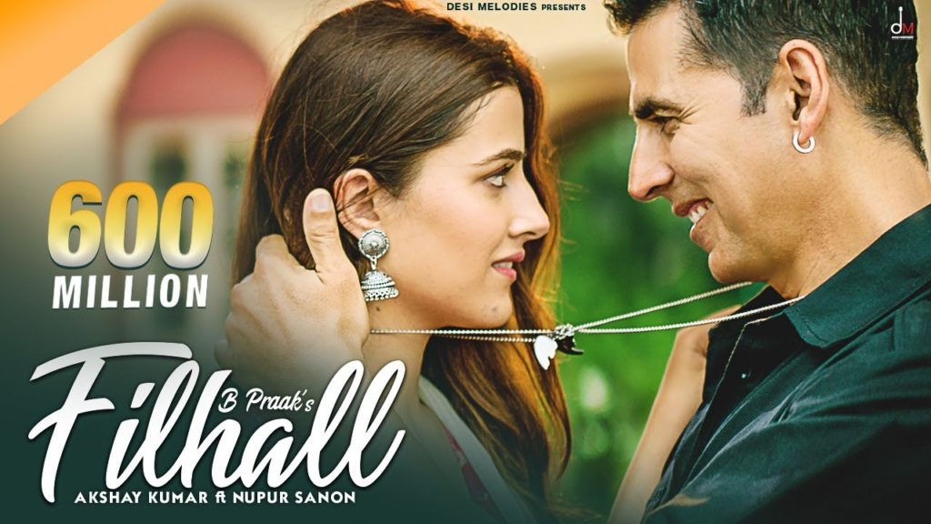 Filhall Lyrics in Hindi | Punjabi Song | Akshay Kumar - B Praak