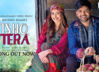 Ishq Tera Lyrics in Hindi - Guru Randhawa | Love Song 2019