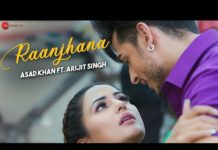 raanjhana lyrics