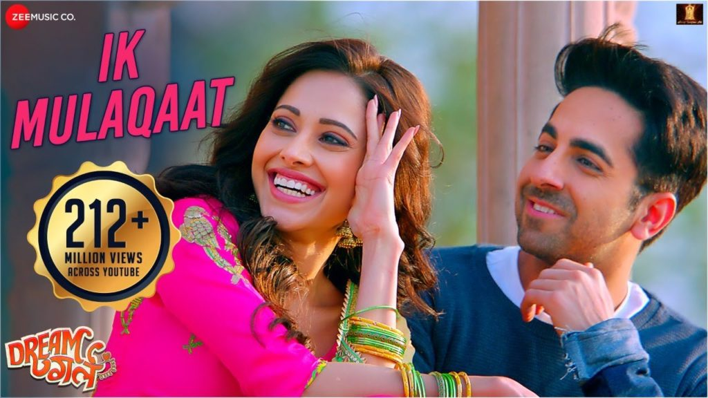 Ik Mulaqaat Lyrics - Meet Bros | Dream Girl |2019