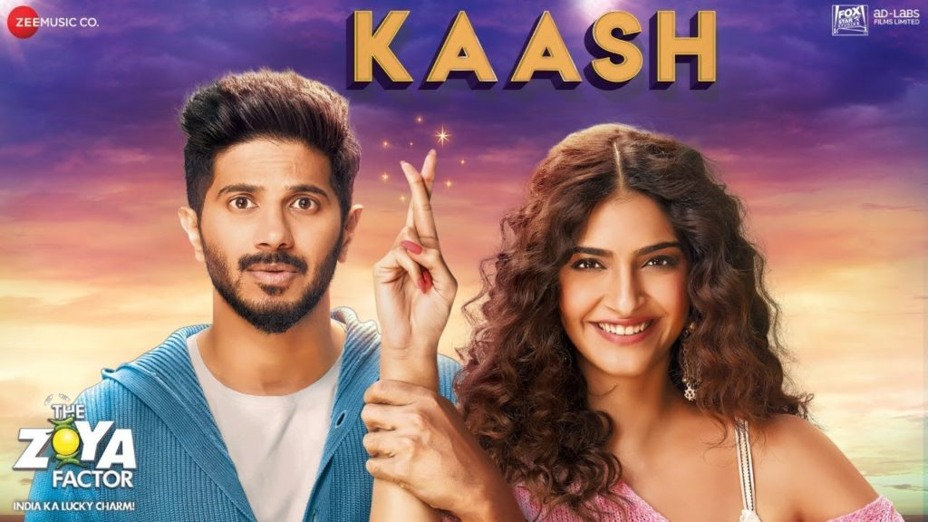 KAASH LYRICS IN HINDI काश - The Zoya Factor