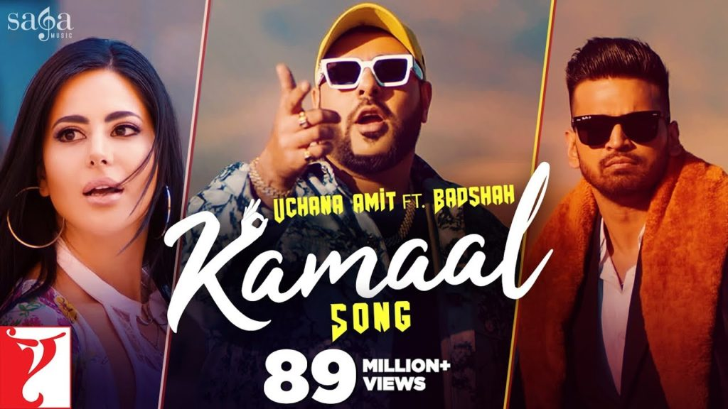 Kamaal Lyrics in Hindi कमाल – Uchana Amit, Badshah