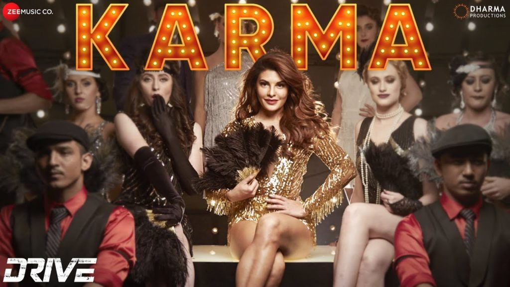Karma Lyrics in Hindi कर्मा | Drive - Sukriti Kakkar