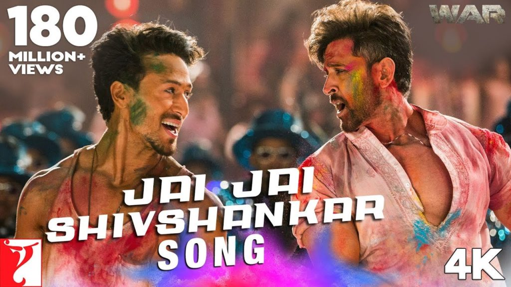 Jai Jai Shivshankar Lyrics in Hindi | WAR|Vishal-Shekhar
