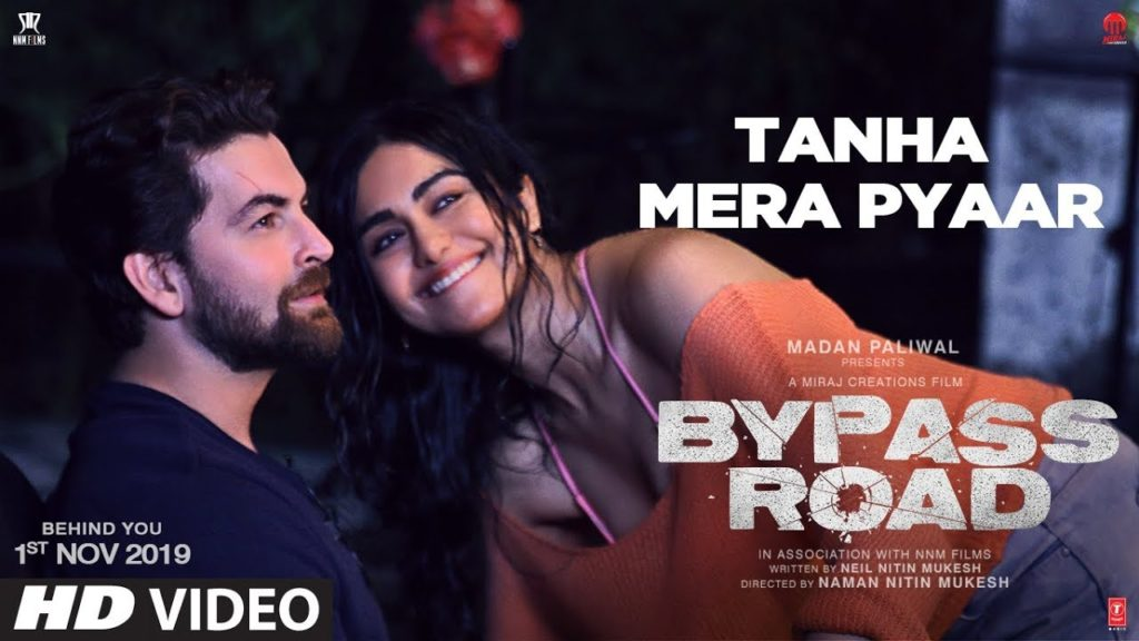 Tanha Mera Pyaar Lyrics in Hindi तन्हा मेरा प्यार – Bypass Road