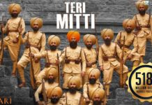 teri mitti lyrics