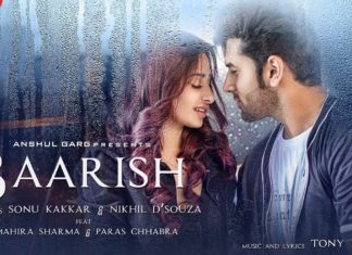 Baarish Lyrics - Sonu Kakkar, Nikhil D'souza | Sad Song 2020