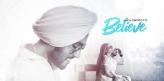 Believe-Lyrics-Sukh-Dhindsa