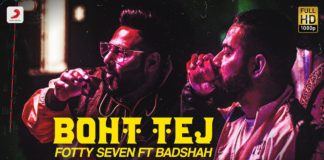 Boht Tej Lyrics 2020 - Forty Seven Ft. Badshah