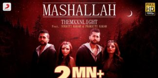 mashallah-lyrics- themxxnlight